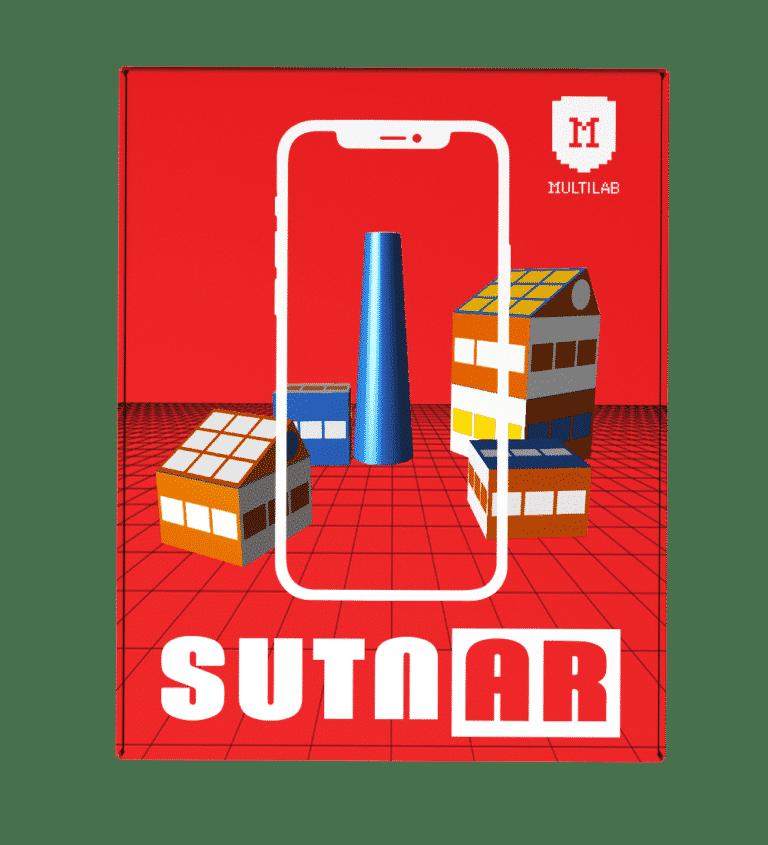AR Social media filter for Instagram and Facebook, SutnAR by Michal Poustka